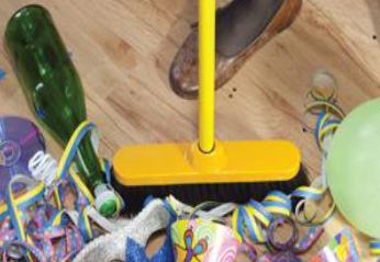 party cleaning service